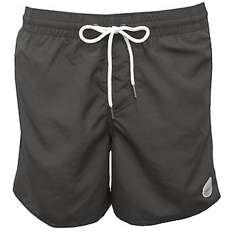 О ' Нил Vert твердый цвет плавать шорты, темно-серый