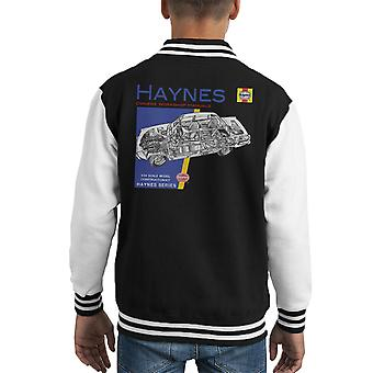 Varsity Jacket de Haynes propriétaires atelier manuel 0034 Rover 2200 Kid