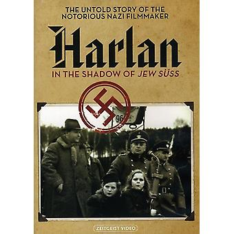 Harlan: In the Shadow of Jew Suss [DVD] USA import