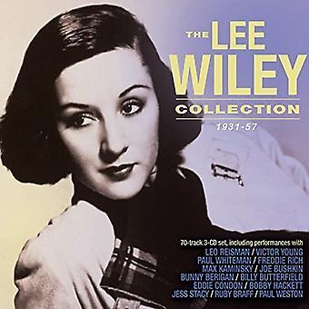 Lee Wiley - Wiley Lee-samling: 1931-57 [CD] USA import