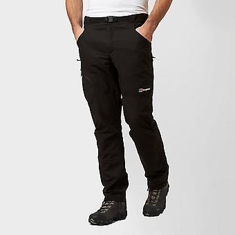 New Berghaus Men's Fast Hike Trousers Black