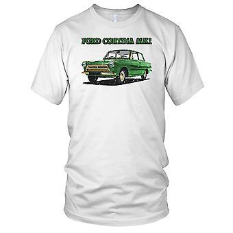 Ford Cortina MK1 Classic car Mens T Shirt