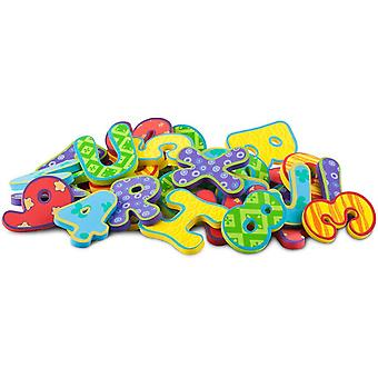 Nuby Bad Letters & nummers