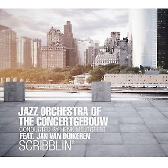 Jazz Orchestra of the Concertgebouw - Scribblin' [CD] USA import