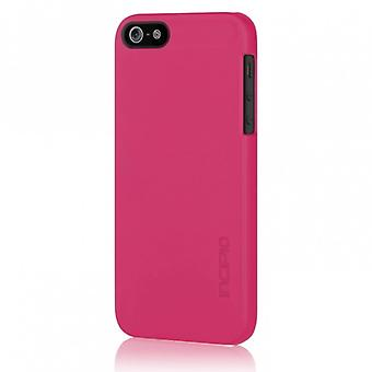 Incipio feather case cover for iPhone SE 5 / 5S pink