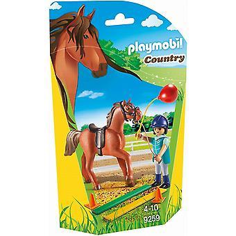 Playmobil 9259-Pferd-Therapeut