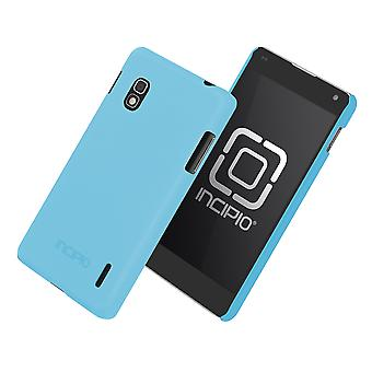 Incipio Technologies Feather Case for LG Optimus Sprint G LS970 (Neon Blue) - LGE-165