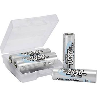 Ansmann AA battery (rechargeable) NiMH 2850 mAh 1.2 V 1 Set