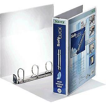 Leitz Presentation folder Premium SoftClick 4203 A4, Oversized Spine width: 69 mm White 42030001 1 pc(s)
