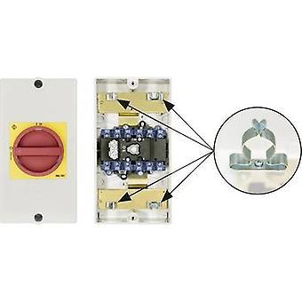 كراوس & Disconnector T206/د-A066 KL71V KG64B نايمير pc(s) قابلة للقفل 1 × 90 ° 1 أحمر، أصفر