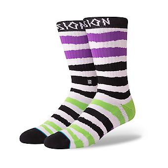 Stance Passion Lk Crew Socks in Black