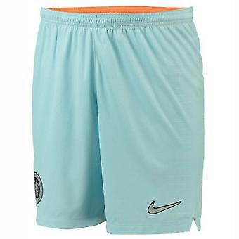 2018 / 2019 Chelsea 3 Nike Fußball Shorts (blau)