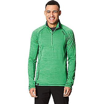 Regatta Mens Yonder drogen snel vocht-Wicking Half Zip Fleece jas