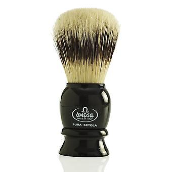 Pędzel do golenia Omega 13522 czystego włosia