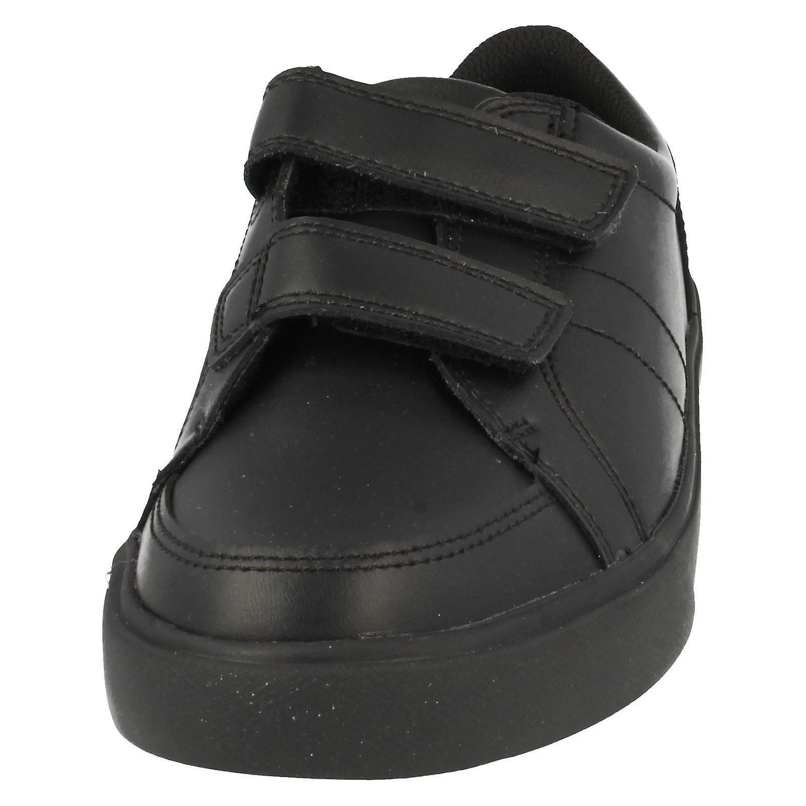 Senior Garçons Bootleg Par Clarks Shoes/école Formelle Kensal Race