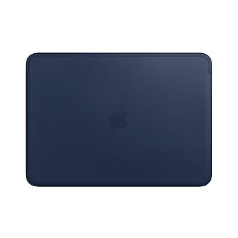 Apple Leather Sleeve for 13-inch MacBook Pro - Midnight Blue