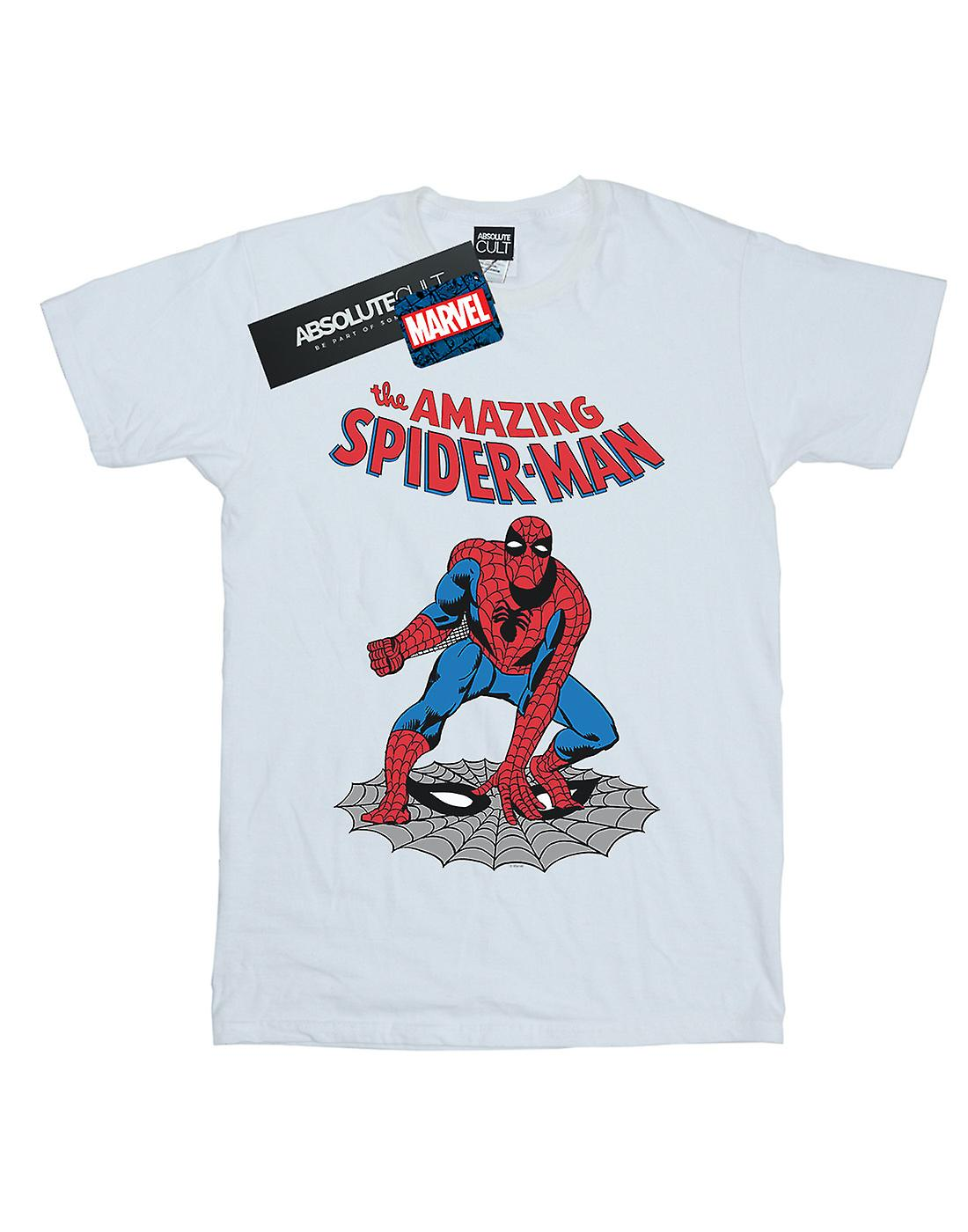 Marvel Men's The Amazing Spider-Man T-Shirt