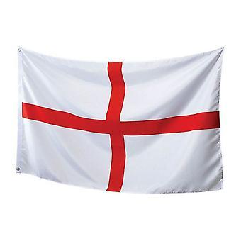 イングランドのセント ・ ジョージ旗。3' × 5' 布。