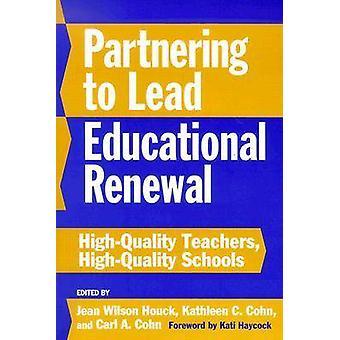 Uma parceria para levar a renovação educacional - professores de alta qualidade - alta-