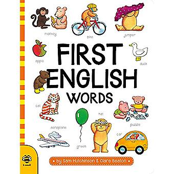 First English Words by Sam Hutchinson - Clare Beaton - 9781911509011