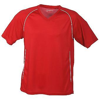 James och Nicholson Unisex Team skjorta