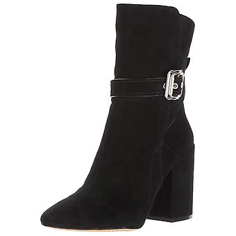 Vince Camuto Womens Damefaris Suede Closed Toe Mid-Calf Fashion Boots
