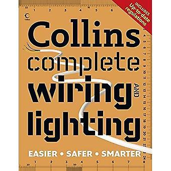 Collins komplett kablage och belysning