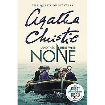 And Then There Were None (la Collection Agatha Christie)
