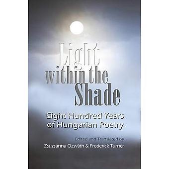 Światło w cieniu: osiemset lat węgierskiej poezji