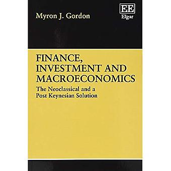 Finance, investment, and macroeconomics