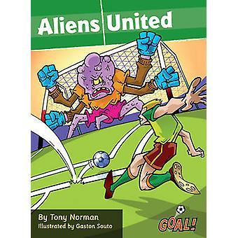 Udlændinge United - niveau 5 af Tony Norman - 9781841678757 bog