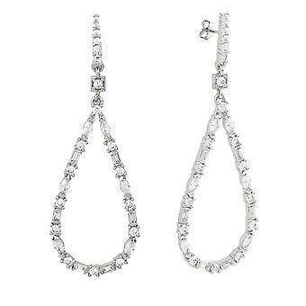 Bertha Juliet Collection Women's 18k WG Plated Fashion Earring