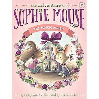 La maison de souris (les aventures de Sophie souris)