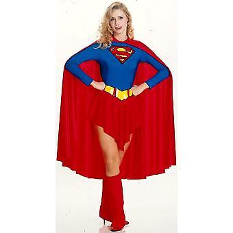 Supergirl Adult Costume - 13020