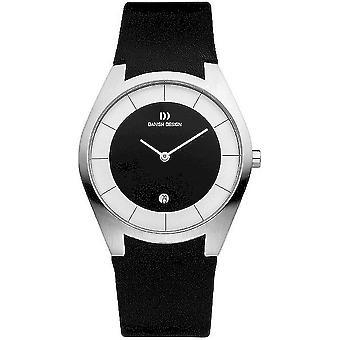 Tanskan design miesten katsella ruostumattomasta teräksestä kellot IQ16Q890-3314349