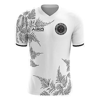 2019-2020 New Zealand Home Concept Football Shirt - Little Boys