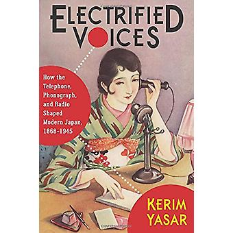 Zelektryfikowana głosy - jak telefon - gramofon - i Radio w kształcie