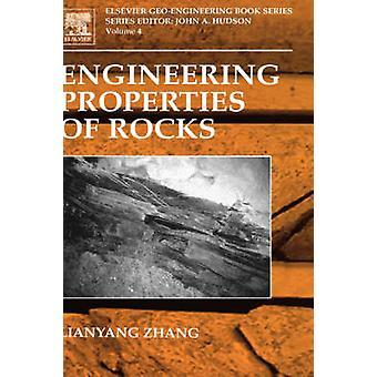 Technische eigenschappen van rotsen door Zhang & Lianyang