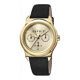 Esprit ES1L077L0025 Magnolia Multi Gold Black Women's Watch
