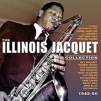 Illinois Jacquet - Illinois Jacquet: Sammlung: 1942-56 [CD] USA importieren