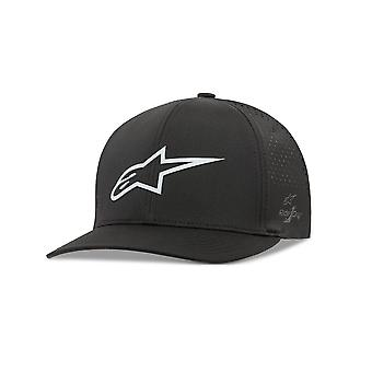Alpinestars Mens Lazer Tech Curve Cap ~ Ageless black