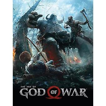 The Art Of God Of War by Sony Computer Entertainment - 9781506705743