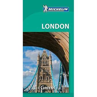 London Michelin Green Guide - 9782067220560 Book