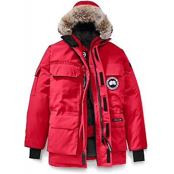 Canada Goose Expedition Parka RF - Red