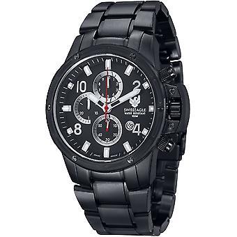 Swiss Eagle Tramelan SE-9074-55 Heren Horloge