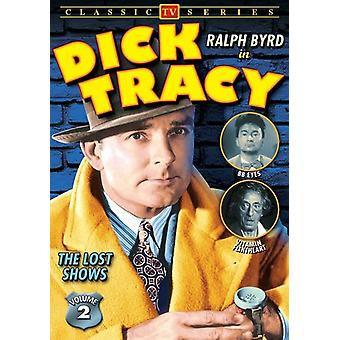 Dick Tracy: Last Shows 2 [DVD] USA import