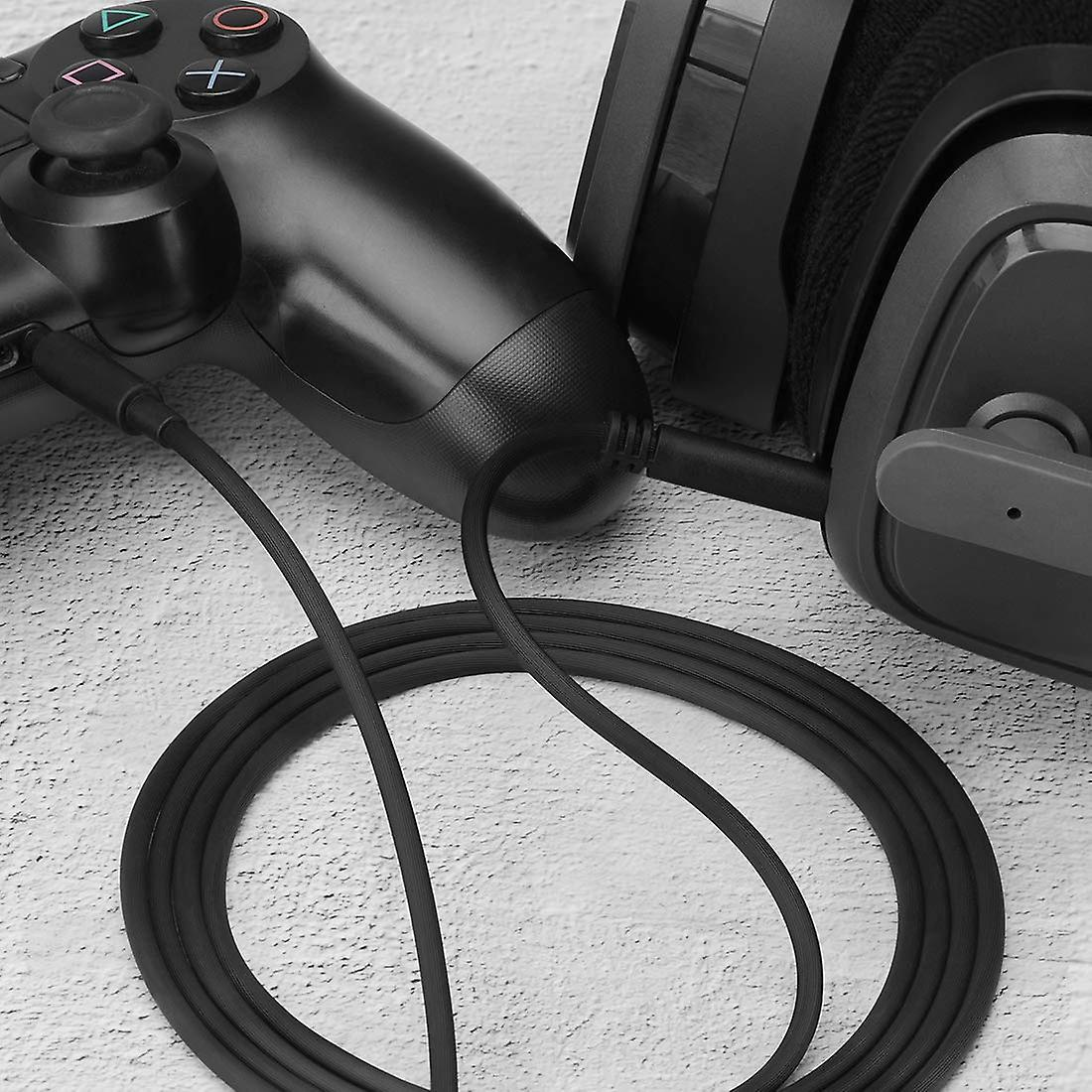 Replacement Astro Gaming Headset Mobile Aux Cable - A30, A40 Gen 1 & Gen 2 TR - Wireless Headphones Wire Lead