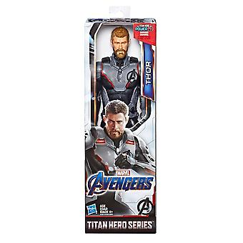Marvel Avengers Thor End Game Titan Hero 12 Inch Action Figure