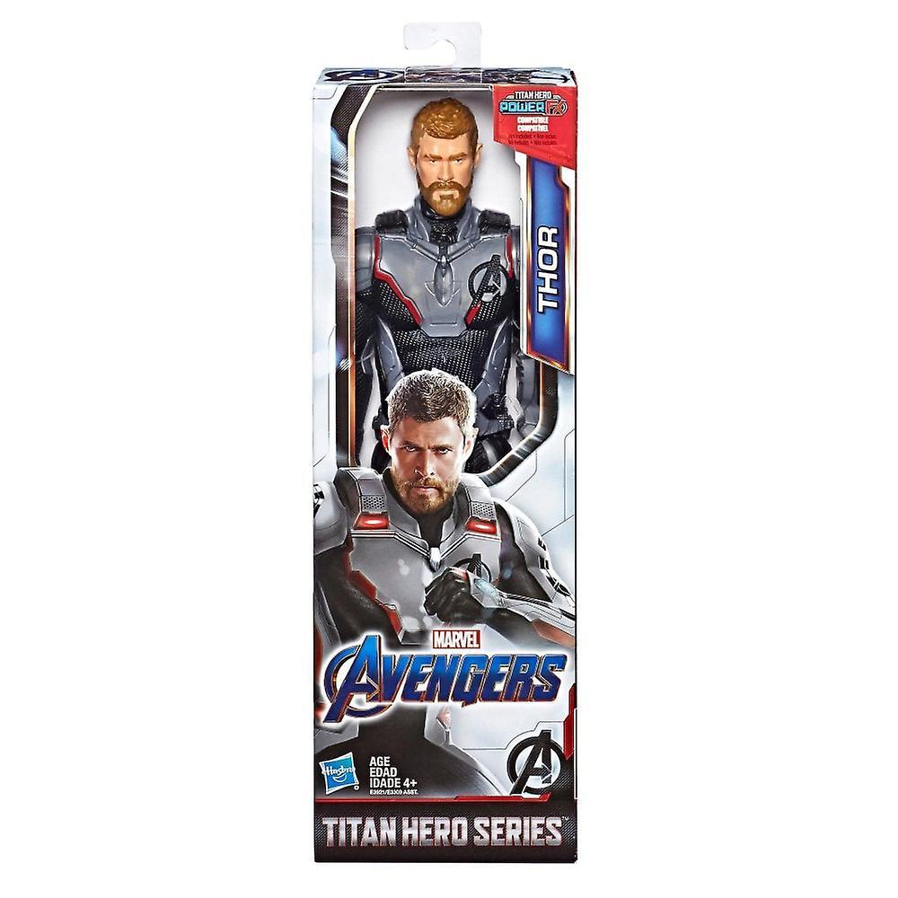 Marvel Avengers Thor End Game Titan Hero 12 Inch Action Figure