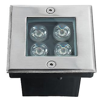 Cree LED Boden Spot | Warmweiß | 4 Watt